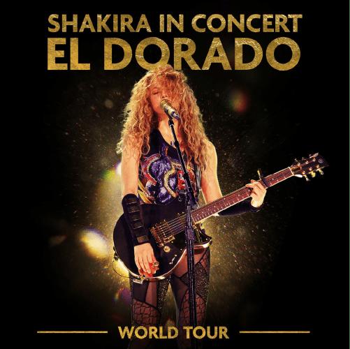 Shakira in Concert El Dorado